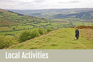 Activities in the Brecon Beacons