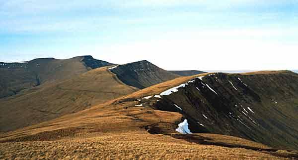 Pen Y Fan   Camping Brecon Beacons   Cwmdu Caravan and ...